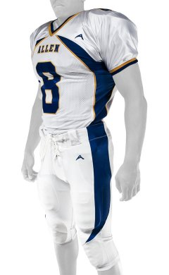 custom football uniform
