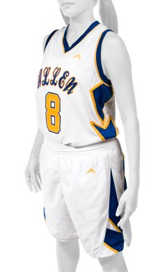 0ec831adc0ad Allen Sportswear Youth and Women s Basketball Uniforms